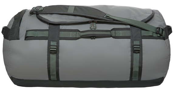 The North Face Base Camp Duffel L zinc grey/duck green